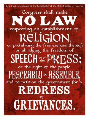 free speech law
